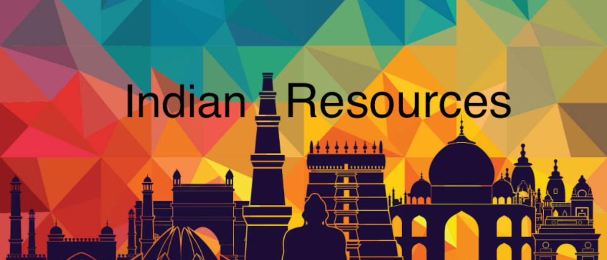 Permalink to: Indian Resources