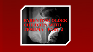 Trauma Care Part 2