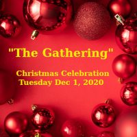 The Gathering, Christmas Celebration 2020