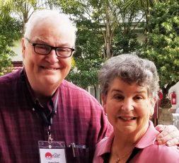Howard and JoAnn Brant